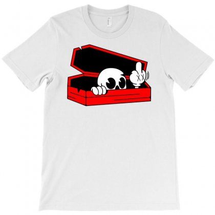 Died Skull Box Funny T-shirt Designed By Dinugraha