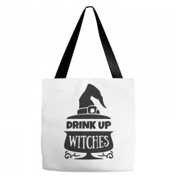 drink up witches Tote Bags | Artistshot
