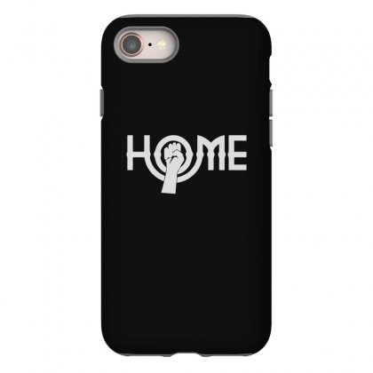 Home As Worn Iphone 8 Case Designed By Teeshop