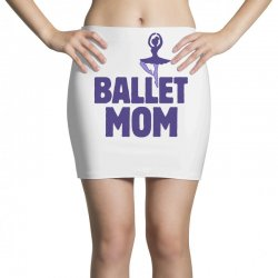 ballet mom Mini Skirts | Artistshot