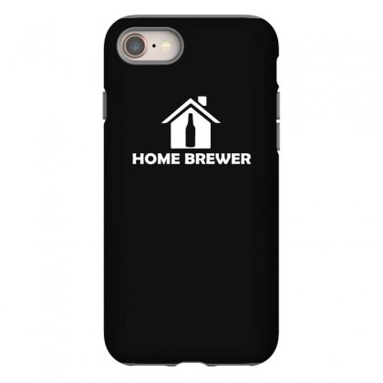 Home Brewer Iphone 8 Case Designed By Teeshop