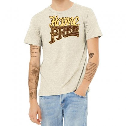 Home Free Vocal Band A Capella Country Group Heather T-shirt Designed By Teeshop