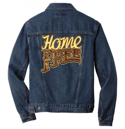 Home Free Vocal Band A Capella Country Group Men Denim Jacket Designed By Teeshop