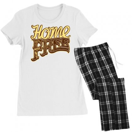 Home Free Vocal Band A Capella Country Group Women's Pajamas Set Designed By Teeshop