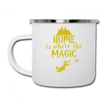 Home Is Where The Magic Is Camper Cup Designed By Teeshop
