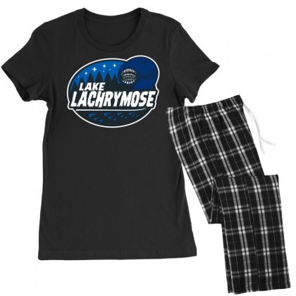Home Of The Lachrymose Leeches Women's Pajamas Set Designed By Teeshop