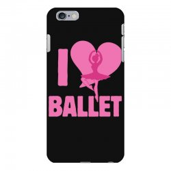 ballet iPhone 6 Plus/6s Plus Case | Artistshot