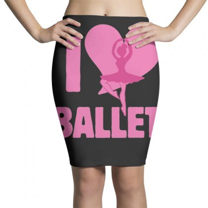 Ballet Pencil Skirts Designed By Hoainv
