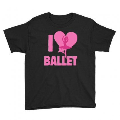 Ballet Youth Tee Designed By Hoainv