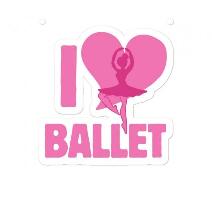 Ballet Sticker Designed By Hoainv