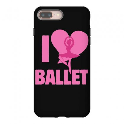 Ballet Iphone 8 Plus Case Designed By Hoainv
