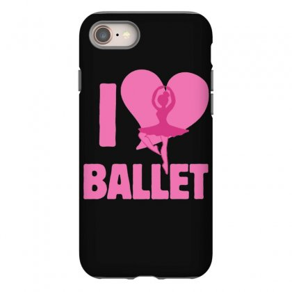 Ballet Iphone 8 Case Designed By Hoainv