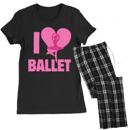 Ballet Women's Pajamas Set Designed By Hoainv