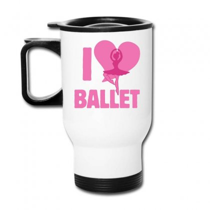 Ballet Travel Mug Designed By Hoainv