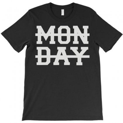 Horan Monday Crossed Out T-shirt Designed By Teeshop