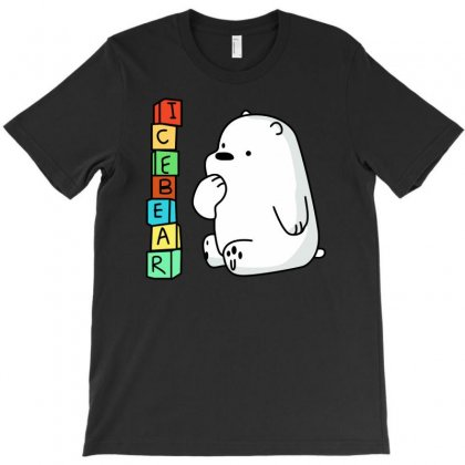 Ice Bear Baby T-shirt Designed By Dinugraha
