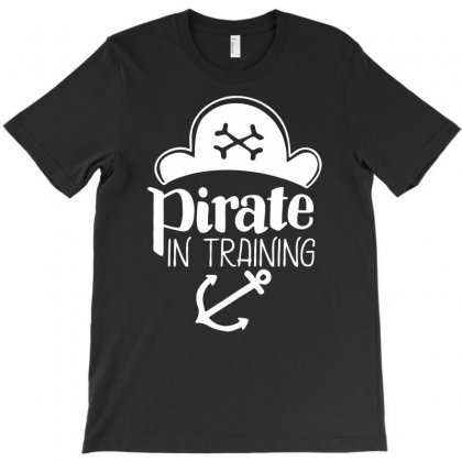 Pirate In Training T-shirt Designed By Dinugraha