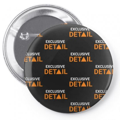 Words Exclusive Detail Pin-back Button Designed By Jack14