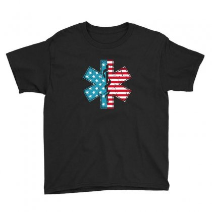 Ems Usa Youth Tee Designed By Gurkan