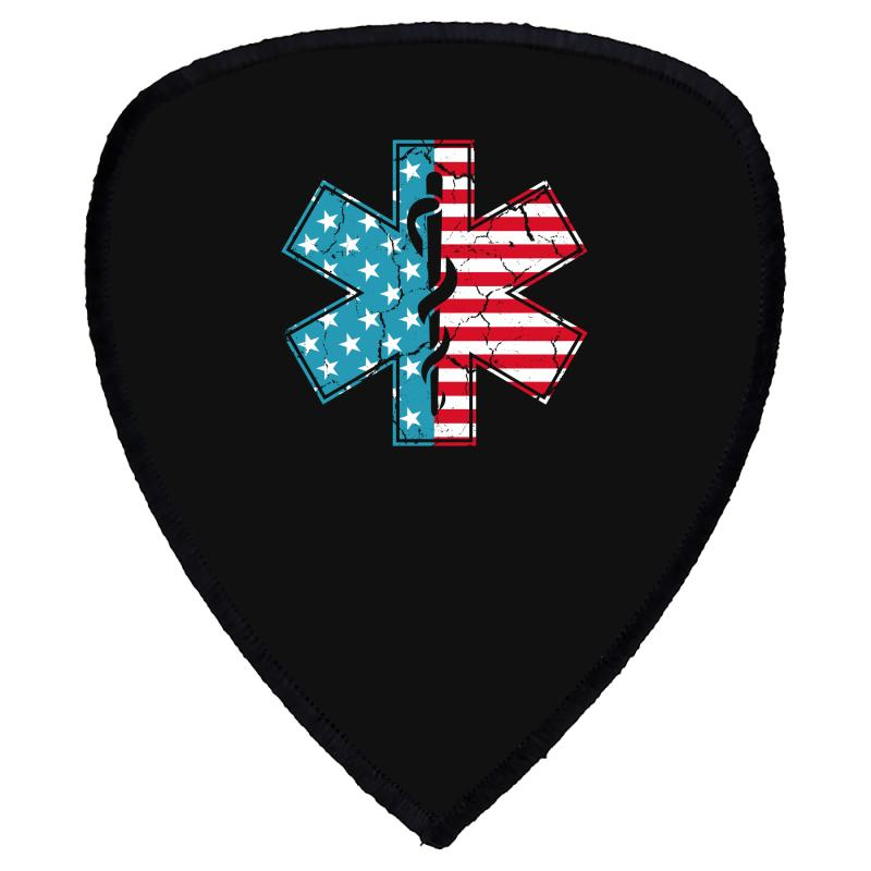 Ems Usa Shield S Patch | Artistshot