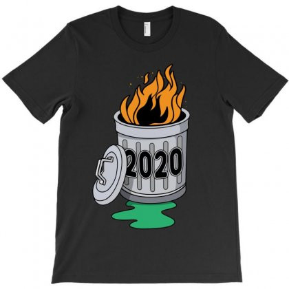 2020 The Worst Year In The World T-shirt Designed By Honeysuckle