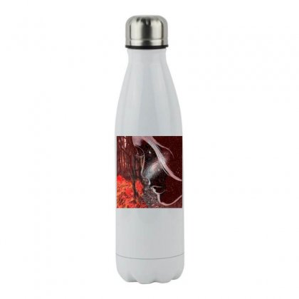 Beautiful Stainless Steel Water Bottle Designed By Eko Setiawan
