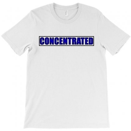 Concentrated T-shirt Designed By Mircus