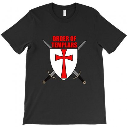Templars T-shirt Designed By Mircus