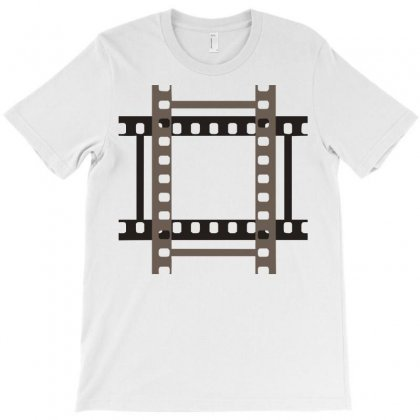 Frame Decorative Movie Cinema T-shirt Designed By Salmanaz