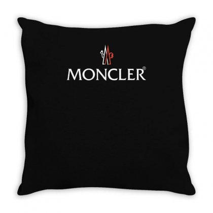 Moncler Throw Pillow Designed By S4bilal
