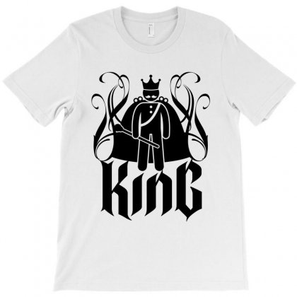 King Papa T-shirt Designed By Tiococacola
