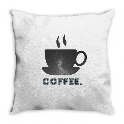 Coffee Throw Pillow Designed By Hoainv