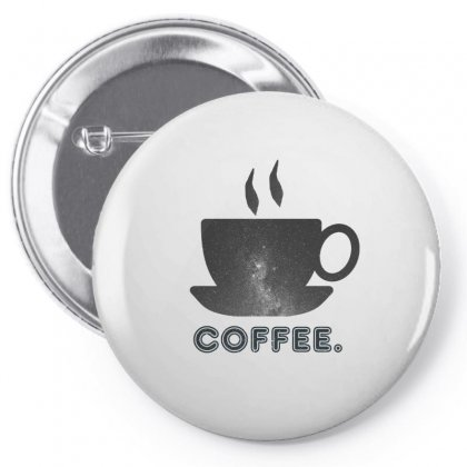 Coffee Pin-back Button Designed By Hoainv