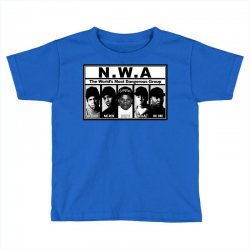 GANGSTA N.W.A Toddler T-shirt | Artistshot