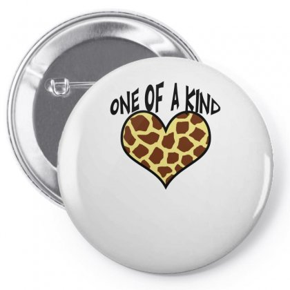 One Of A Kind Funny Love Pin-back Button Designed By Milamaftah