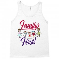 Family first Tank Top | Artistshot