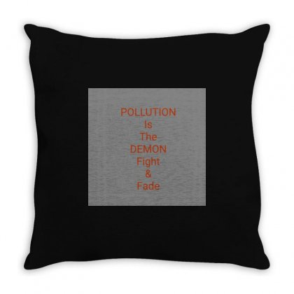 People Throw Pillow Designed By Achintya