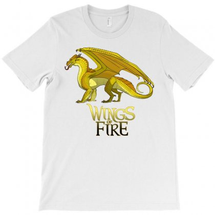 Wings Of Fire Sunny T-shirt Designed By Rakuzan
