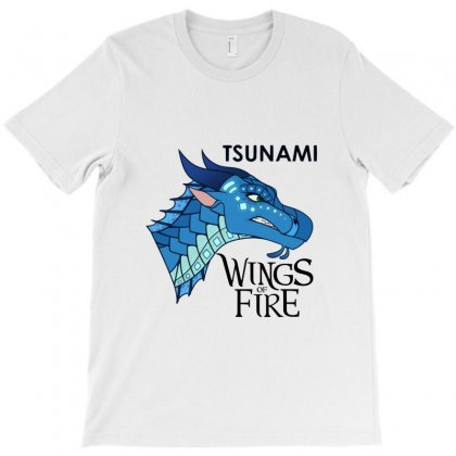 Wings Of Fire Tsunami T-shirt Designed By Rakuzan