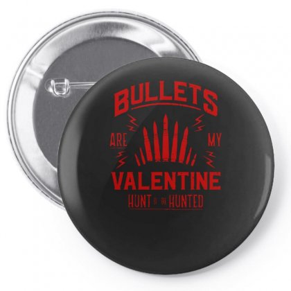 Bullets Pin-back Button Designed By S4bilal