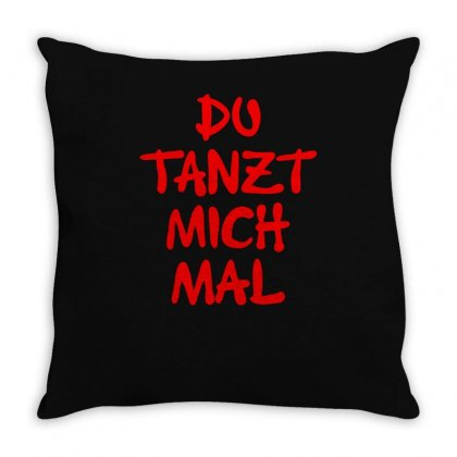 Du Tanzt Throw Pillow Designed By S4bilal
