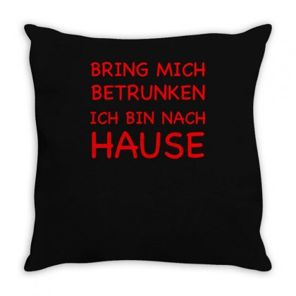 Hause Throw Pillow Designed By S4bilal