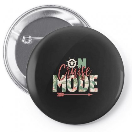On Cruise Mode Pin-back Button Designed By Gurkan