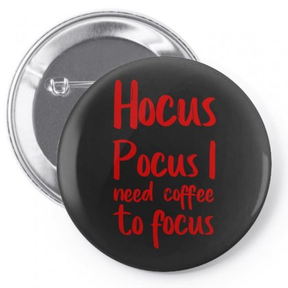 Hocus Pocus Pin-back Button Designed By S4bilal