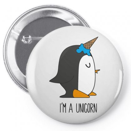 I M A Pinguin Pin-back Button Designed By S4bilal