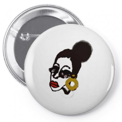 What Are You Looking At !!! Pin-back Button Designed By Kaknou