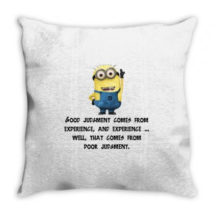 The Experience Throw Pillow Designed By Btqe International