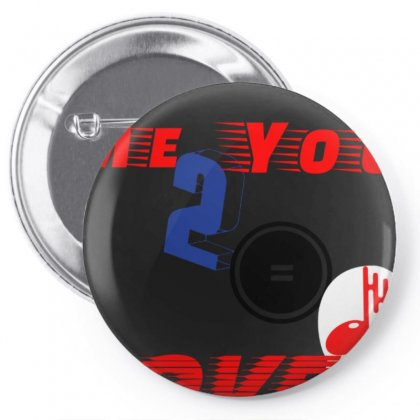 Amour Pin-back Button Designed By Oranista