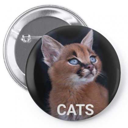 Animals Cats Pin-back Button Designed By Jack14