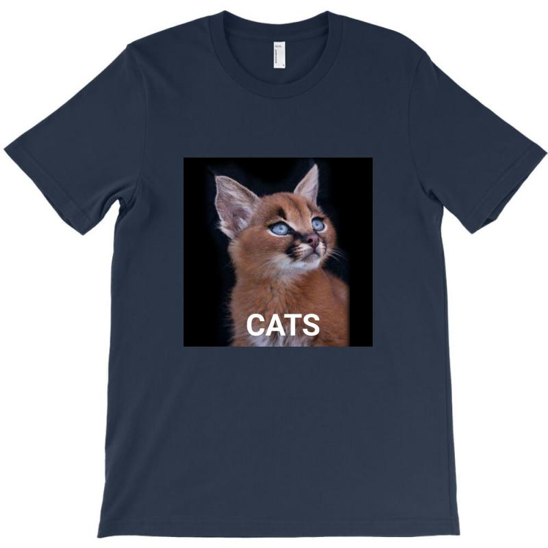 Animals Cats T-shirt | Artistshot